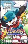 Klonoa Launches on ShiftyLook!