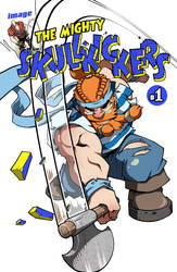 Mighty Skullkickers #1 Cover