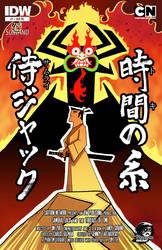 Samurai Jack #1 Phantom Variant Cover by Zubby