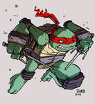 JimZub-HeroIntiativeCover-TMNT-Colors by Zubby