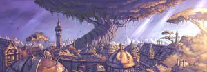 Crumbled City