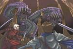 Purple Worms