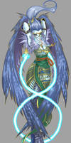 Exalted 1st Ed- Neshi by Zubby