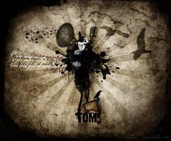Tom Waits by HotWill