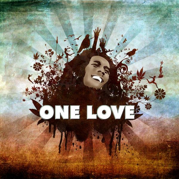 Bob 'Gnarly' Marley by HotWill