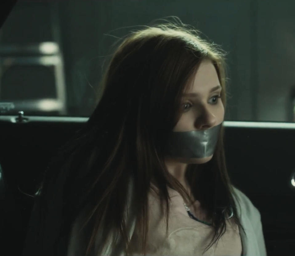 Abigail Breslin Tape Gagged By Ggianoli On DeviantArt