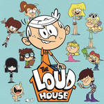 Happy 5th Anniversary to The Loud House