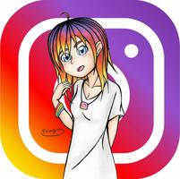 [Humanized] Instagram by DanTheElementary