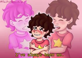 [FanArt] Steven Universe - I've always been me by DanTheElementary