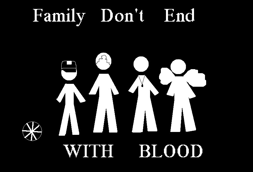 Supernatural Quotes Family Don T End With Blood: Family Don't End In Blood By Pink-Tiger-Gurl On DeviantArt