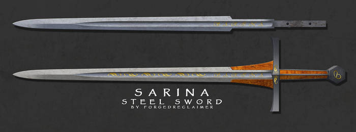 Steel Sword Final: Sarina