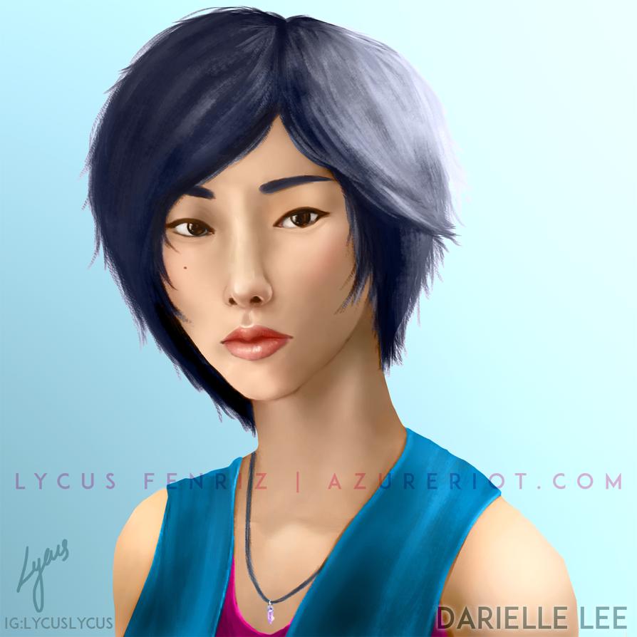 Darielle by LycusFenriz