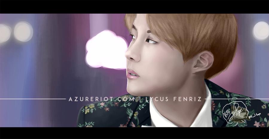 BTS: J-Hope by LycusFenriz