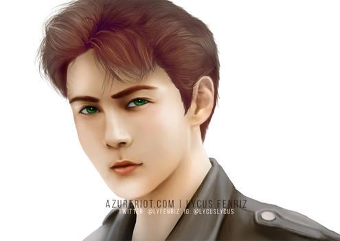 EXO: Sehun