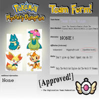 Pokemon Quest Special : Mystery Dungeon by FrozinhaCandy67