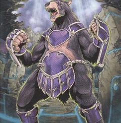 Gladiator Beast Test by Azurada