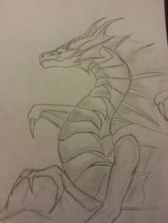 Ancient Dragon (Taditional)