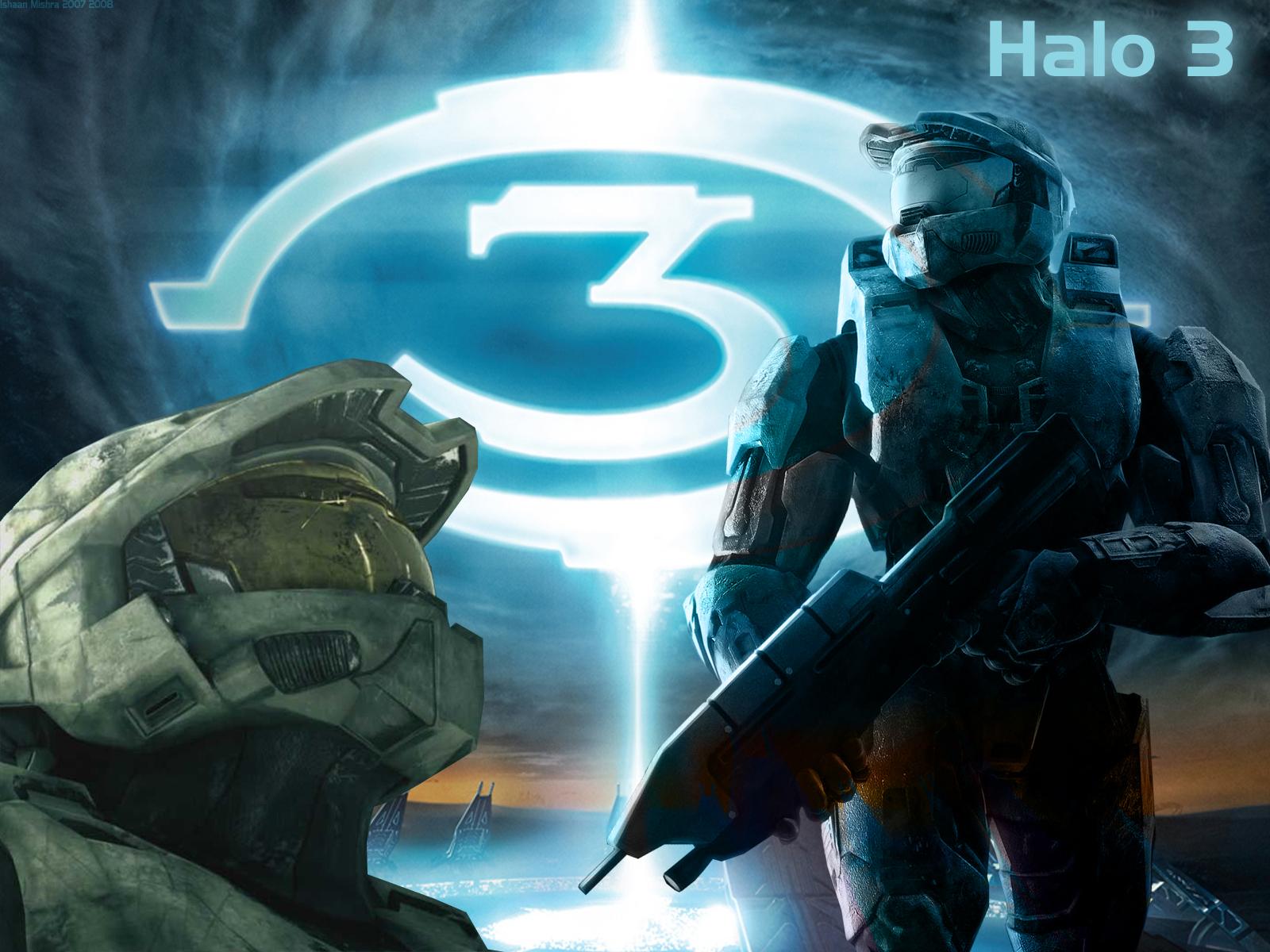 Halo 3 Wallpaper By Ishaanmishra On Deviantart