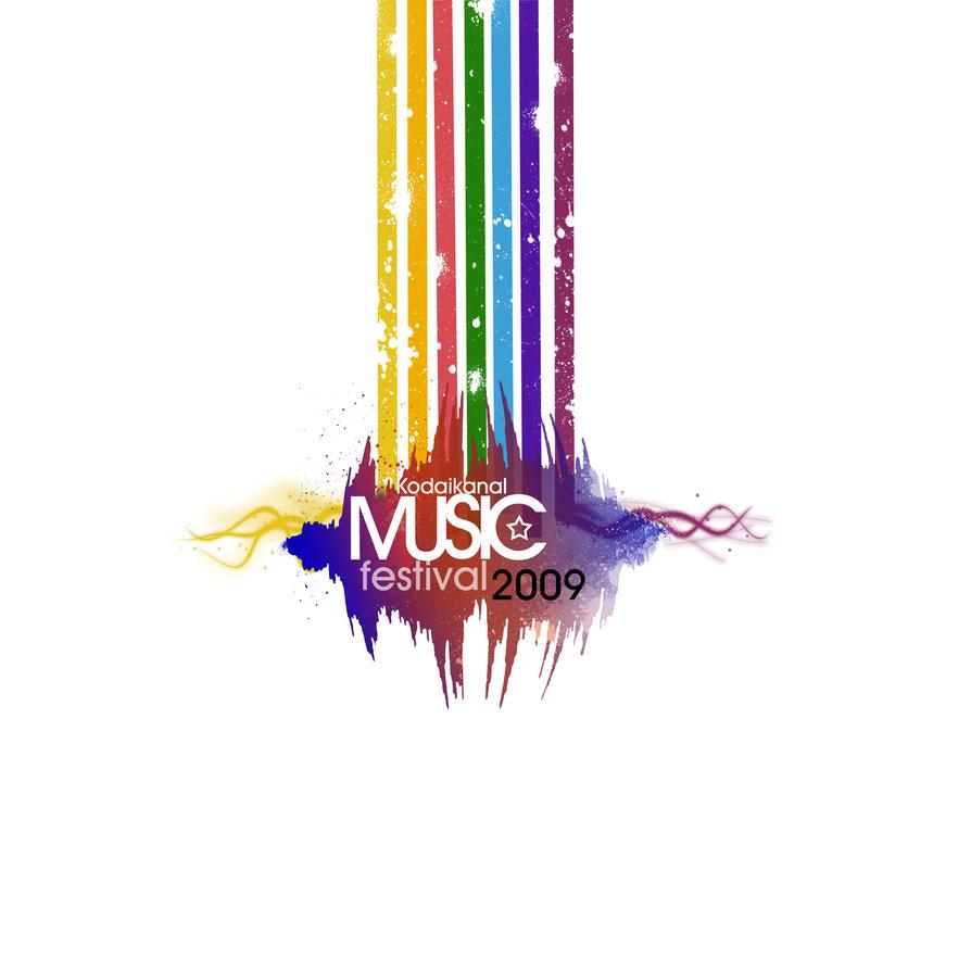 music festival logo design by ishaanmishra on deviantart rh deviantart com magix music maker logo music band logo maker