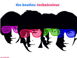 The Beatles: In Technicolour by IshaanMishra
