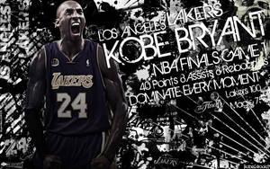 Kobe Bryant Finals Wallpaper by IshaanMishra