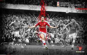 Arsenal Wallpaper by IshaanMishra