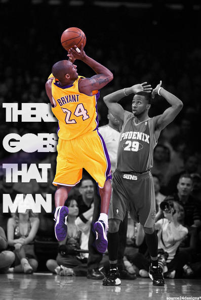 Kobe Bryant Iphone Wallpaper By Ishaanmishra On Deviantart