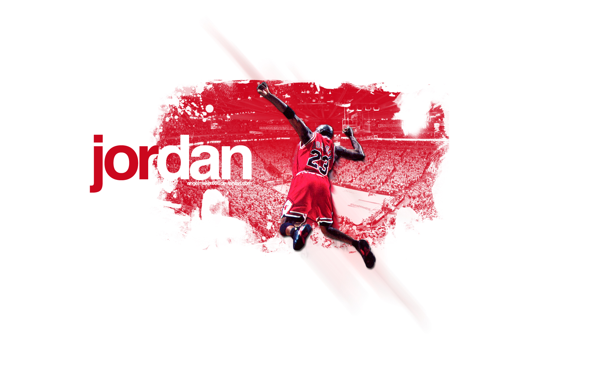 Michael Jordan Nation Wallpaper By IshaanMishra Michael Jordan Nation  Wallpaper By IshaanMishra