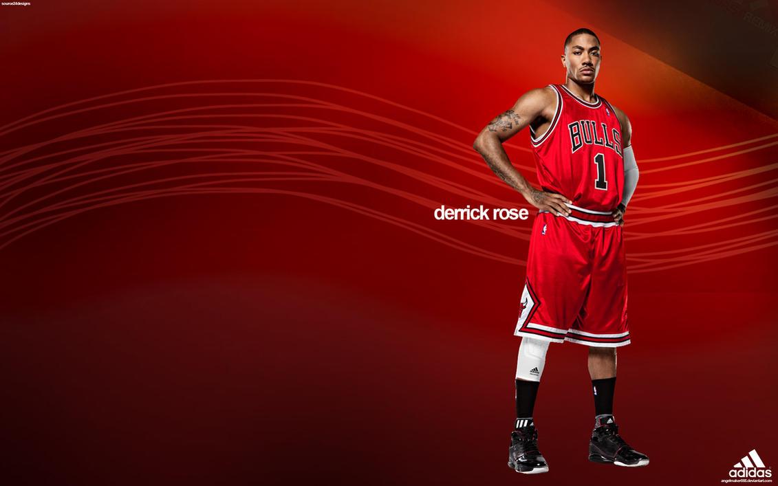 derrick rose adidas wallpaper