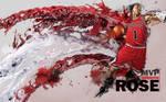 Derrick Rose MVP Wallpaper