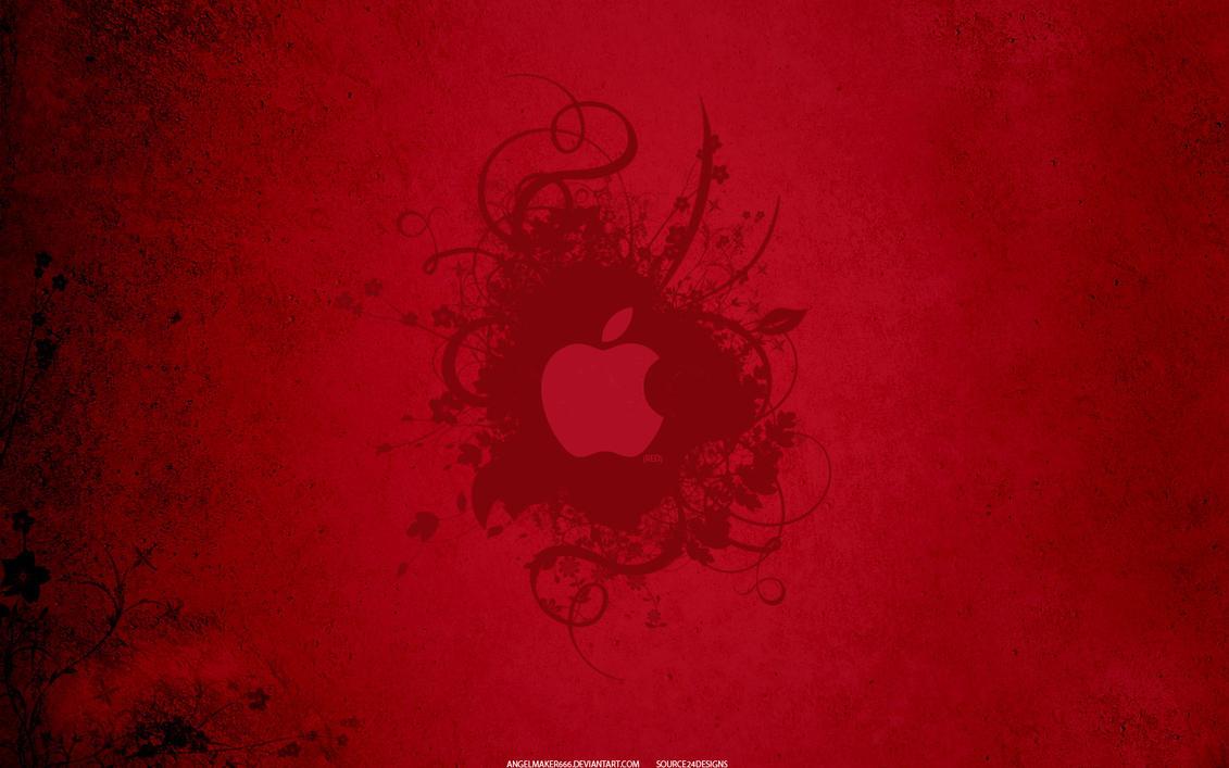 Apple Red HD wallpaper,Apple Papel de parede HD ,Apple mac wallpaper