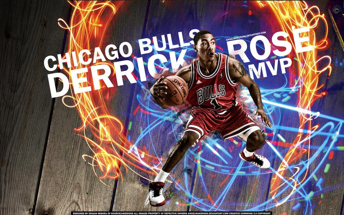 Derrick rose wallpaper mvp - Derrick rose cool wallpaper ...