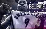 Memphis Grizzlies Wallpaper by IshaanMishra