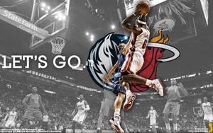 2011 NBA Finals Wallpaper by IshaanMishra