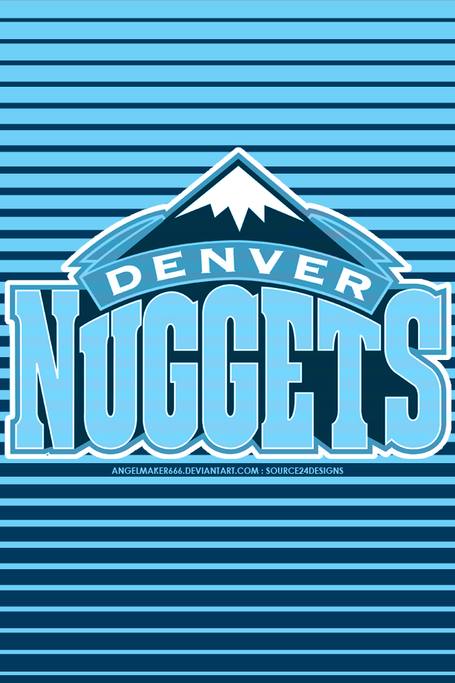 Denver Nuggets phone Wallpaper by IshaanMishra on DeviantArt