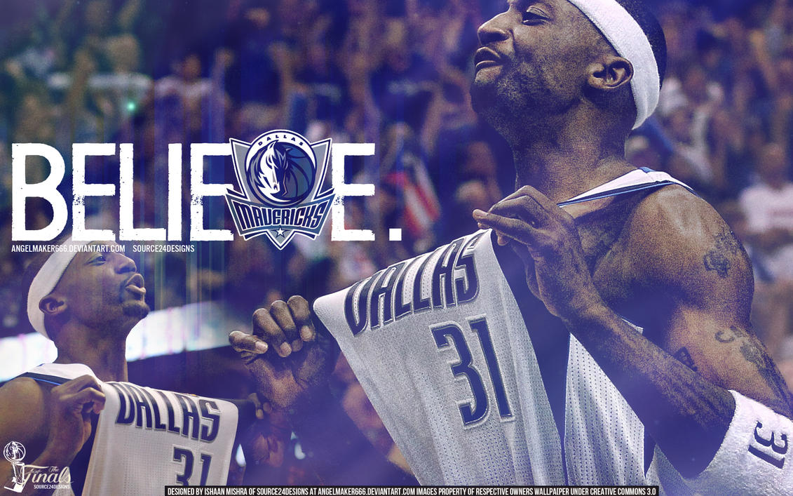 Jason Terry Finals Wallpaper by IshaanMishra
