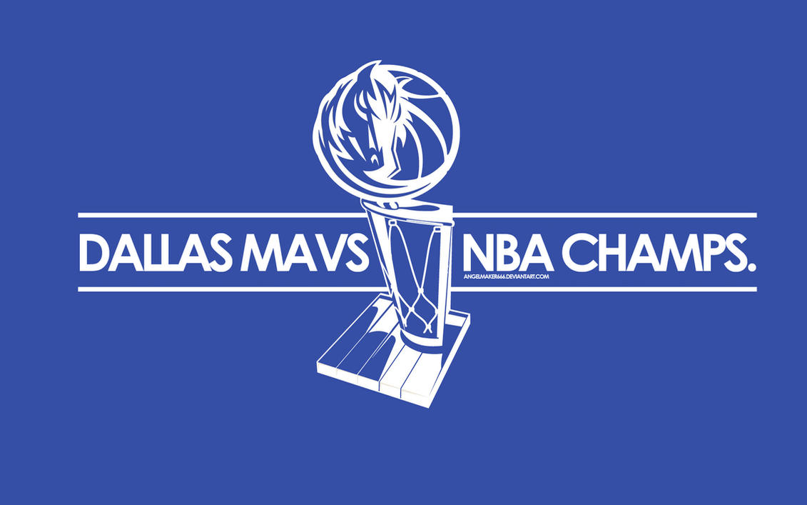 Dallas Mavericks NBA Champions by IshaanMishra on DeviantArt
