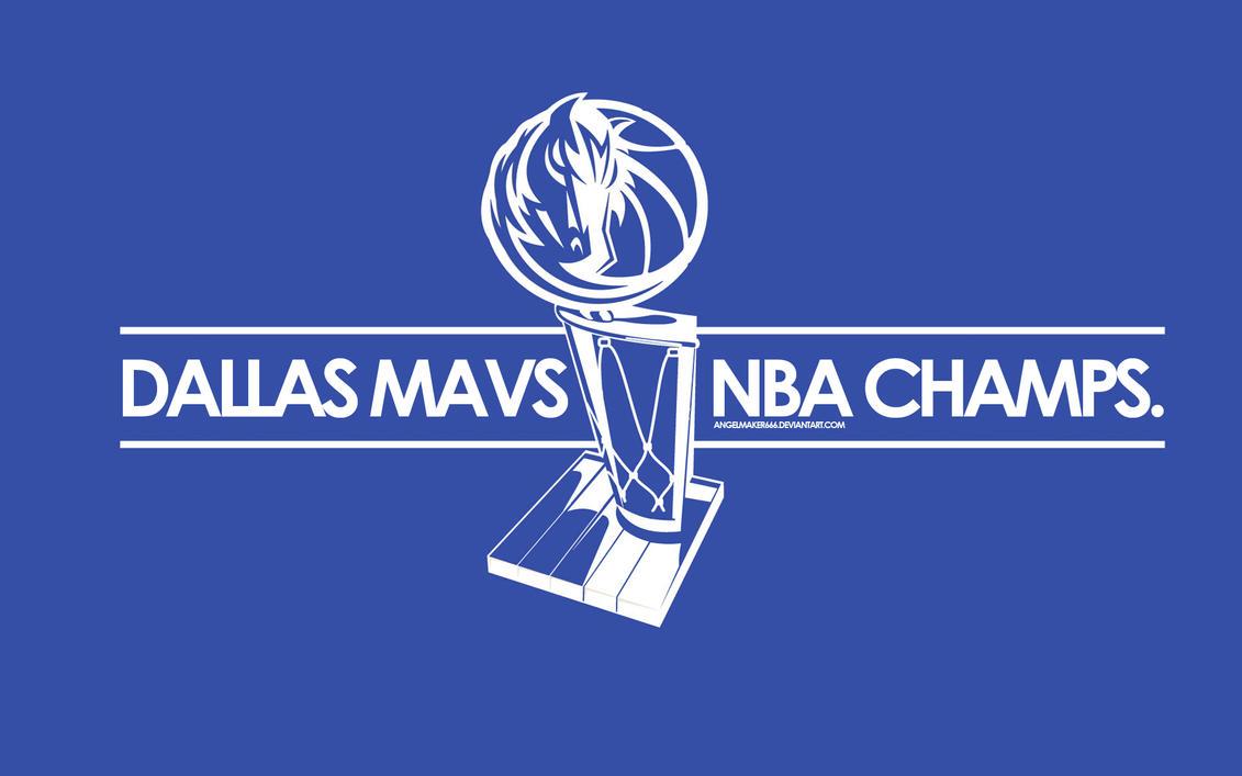 Dallas Mavericks NBA Champions by IshaanMishra on DeviantArt