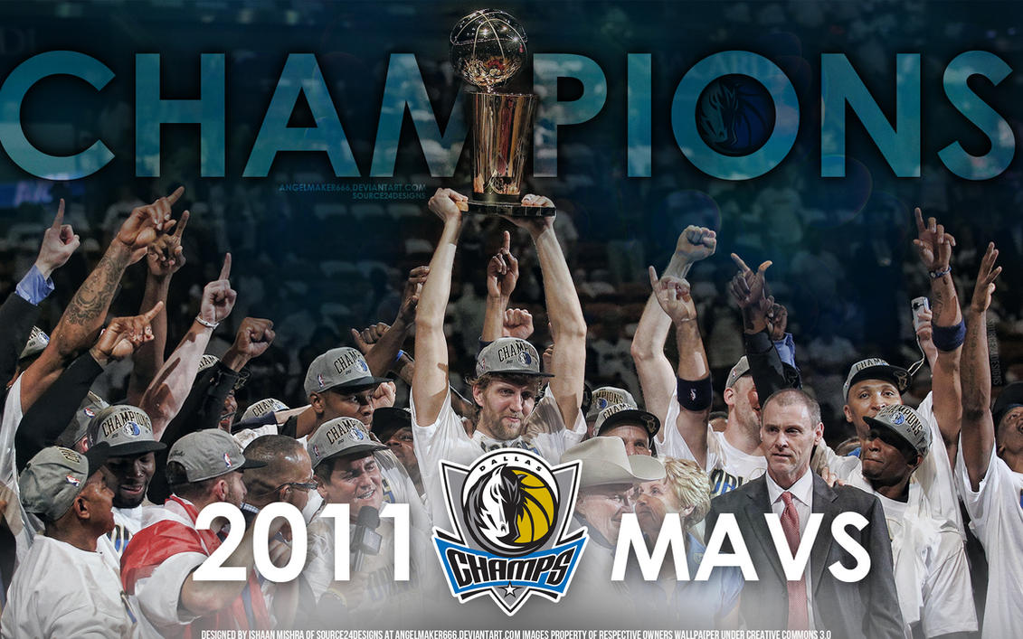Mavs 2011 champions wallpaper by ishaanmishra on deviantart mavs 2011 champions wallpaper by ishaanmishra voltagebd Image collections