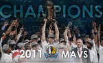 Mavs 2011 Champions Wallpaper by IshaanMishra