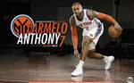 Carmelo Anthony Knicks Wall