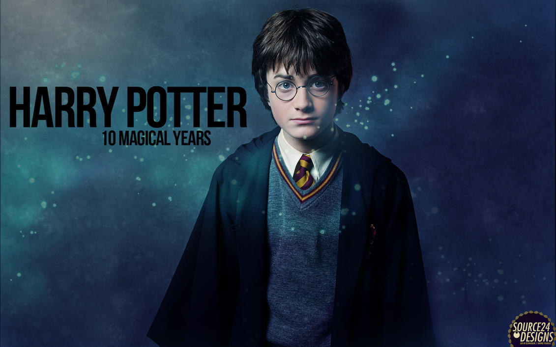 Thank You Harry Potter by IshaanMishra