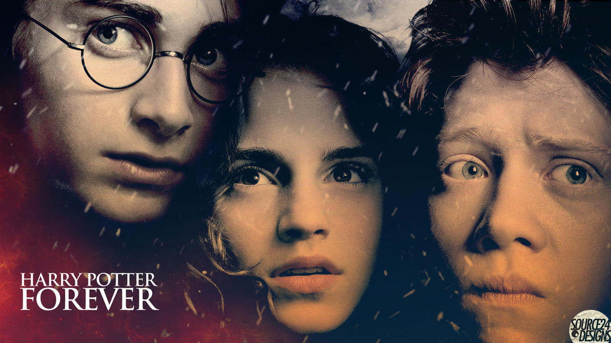 Harry Potter Forever by Angelmaker666