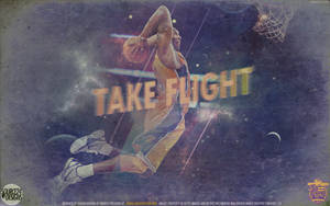 Kobe Bryant - Take Flight by IshaanMishra