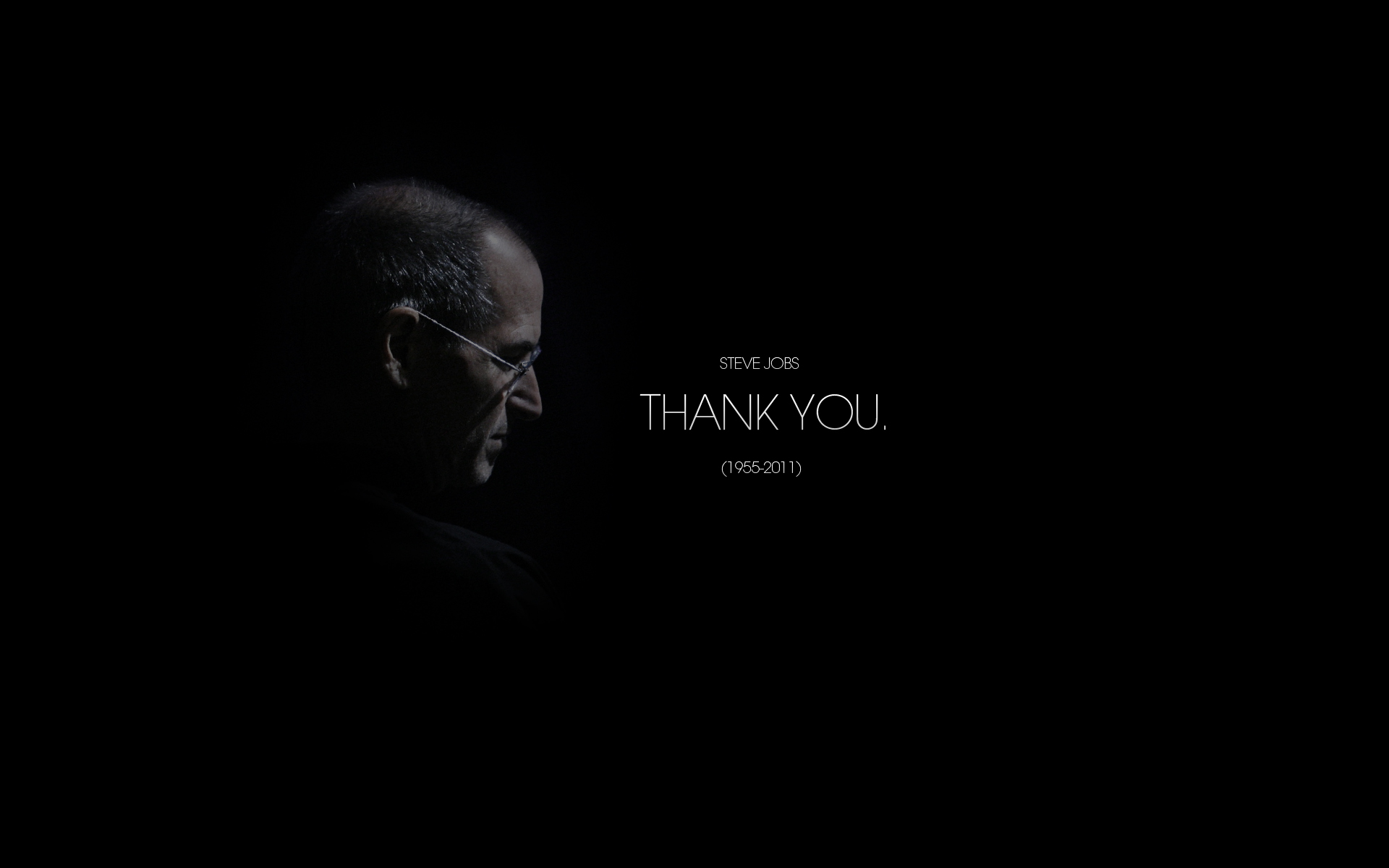 RIP Steve Jobs by Angelmaker666