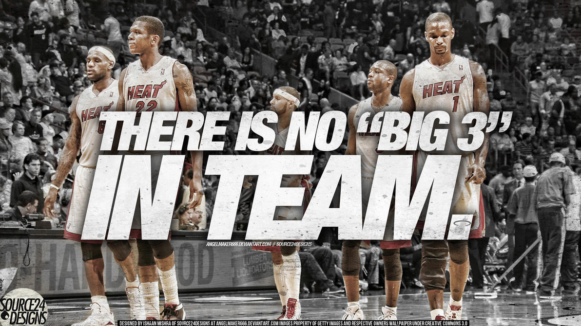 Miami Heat Wide Wallpaper