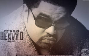 RIP Heavy D Wallpaper by IshaanMishra