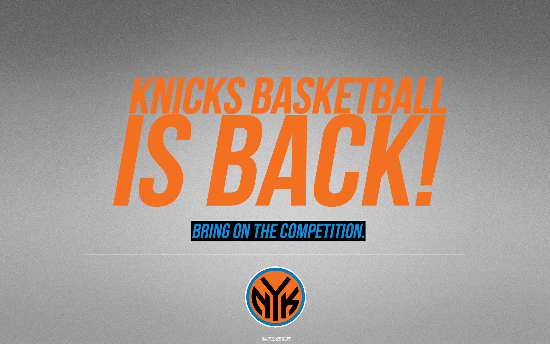 New York Knicks Wallpaper By Ishaanmishra On Deviantart