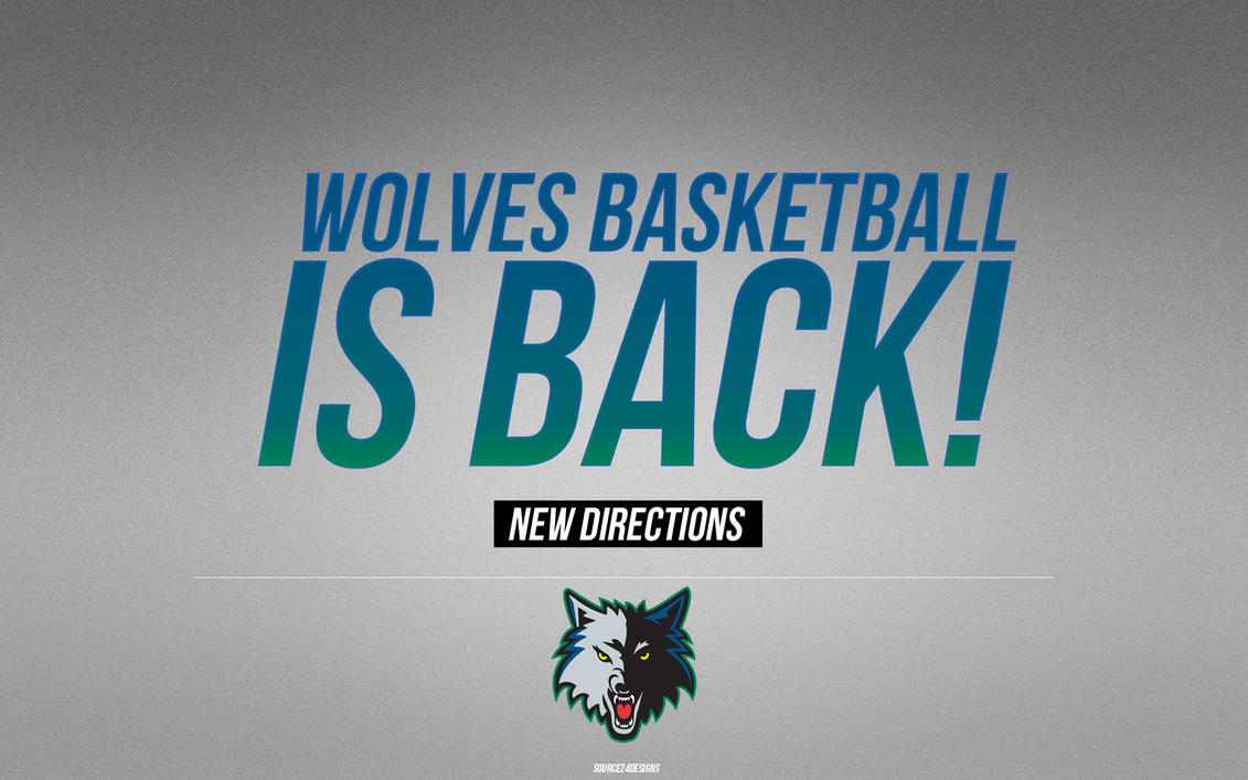 Minnesota Timberwolves Wallpaper by IshaanMishra