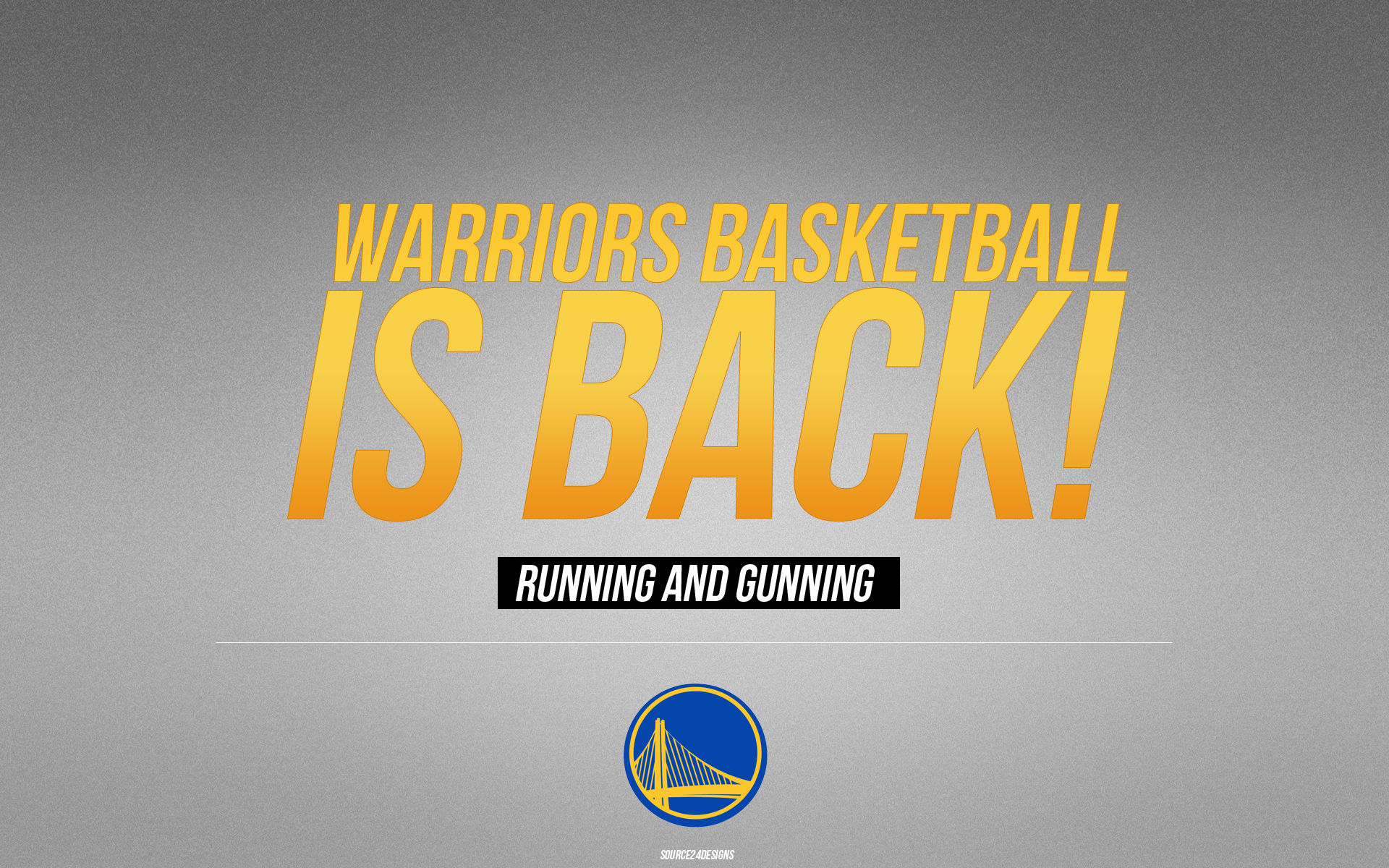 Golden State Warriors Wallpaper by IshaanMishra